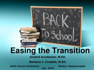 Easing the Transition