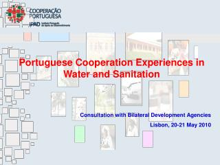 Portuguese Cooperation Experiences in Water and Sanitation