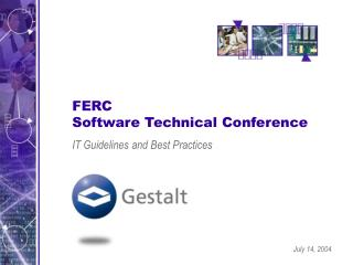 FERC Software Technical Conference