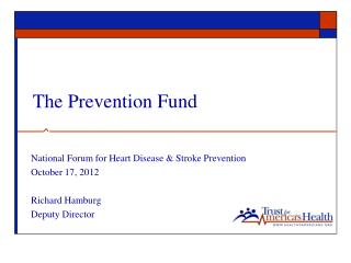 The Prevention Fund