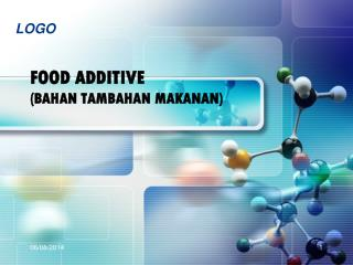 FOOD ADDITIVE (BAHAN TAMBAHAN MAKANAN)