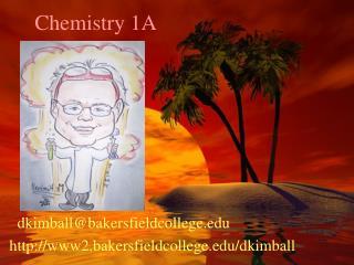 Chemistry 1A