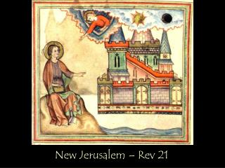New Jerusalem – Rev 21