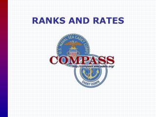 RANKS AND RATES