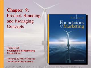 Chapter  9: Product, Branding, and Packaging Concepts