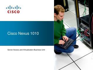 Cisco Nexus 1010