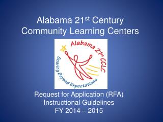 Alabama 21 st  Century  Community Learning Centers