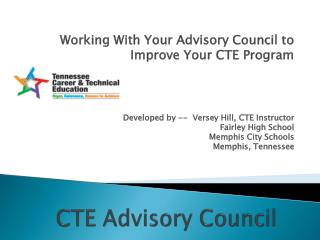 CTE Advisory Council