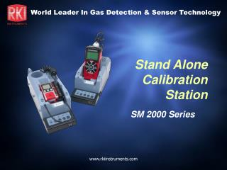 Stand Alone Calibration Station