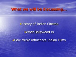 History of Indian Cinema What Bollywood Is How Music Influences Indian Films