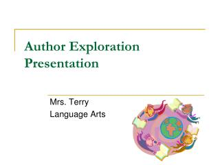 Author Exploration Presentation