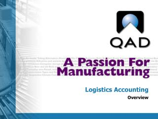 Logistics Accounting