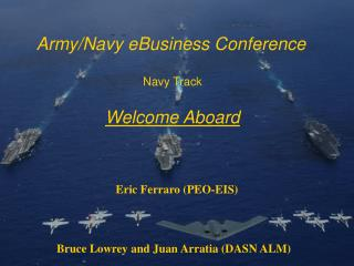 Army/Navy eBusiness Conference