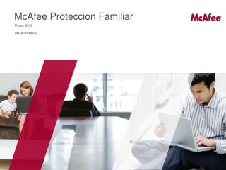 McAfee Proteccion Familiar