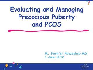 M. Jennifer Abuzzahab,MD 1 June 2012
