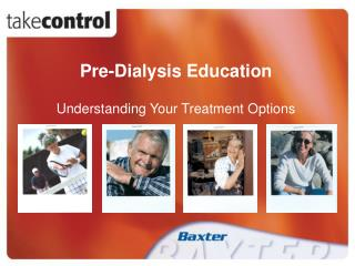 Pre-Dialysis Education Understanding Your Treatment Options