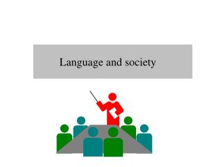 Language and society