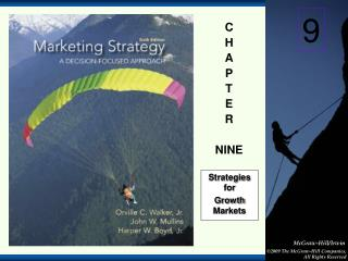 Strategies for  Growth Markets
