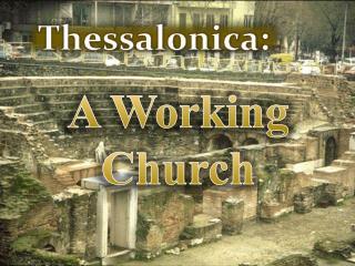 Thessalonica :