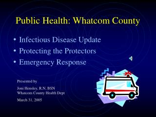 Public Health: Whatcom County