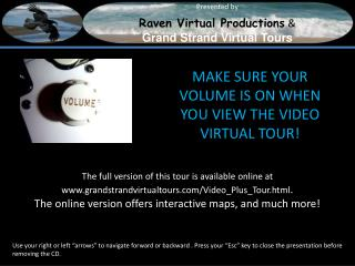 Video Virtual Tours