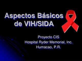 Aspectos Básicos de VIH/SIDA
