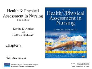 Health & Physical Assessment in Nursing First Edition