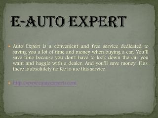 Auto Experts Auto expert