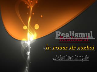 Realismul