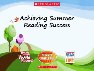 Achieving Summer Reading Success