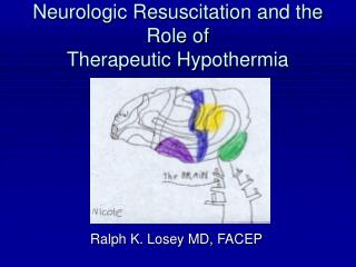 Neurologic Resuscitation and the Role of  Therapeutic Hypothermia