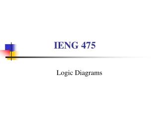 IENG 475
