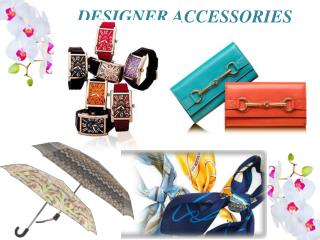Branded Designer Accessories with Huge Discount @ DellaModa.