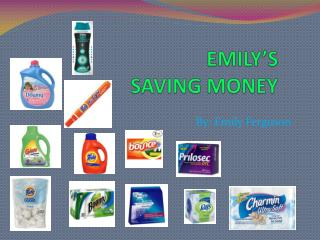 EMILY'S  SAVING MONEY