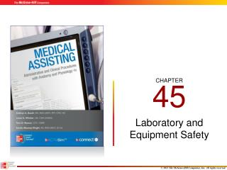 Laboratory and Equipment Safety