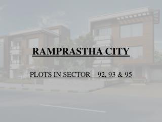 RAMPRASTHA CITY