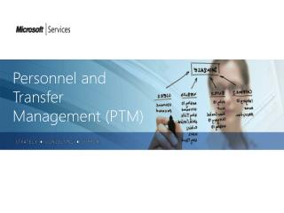Personnel and Transfer Management (PTM)