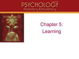 Chapter 5: Learning