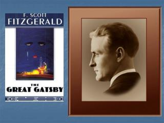 Introduction to  The Great Gatsby