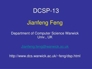 DCSP-13