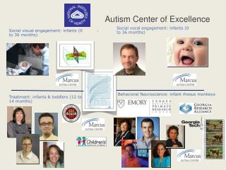 Autism Center of Excellence