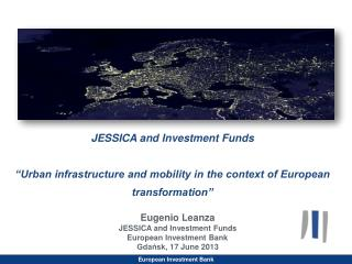 JESSICA and Investment Funds