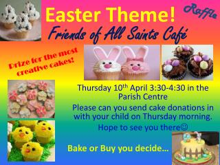 Friends of All Saints Café