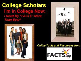 College Scholars