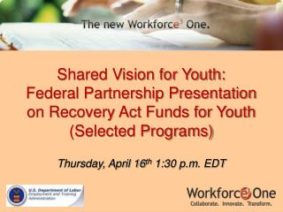 Shared Vision for Youth: