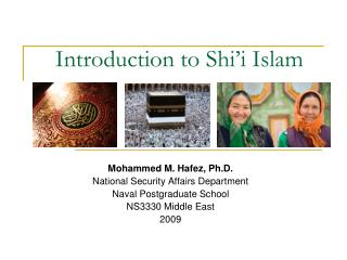 Introduction to Shi'i Islam
