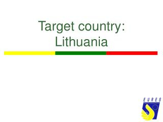 Target country:  Lithuania