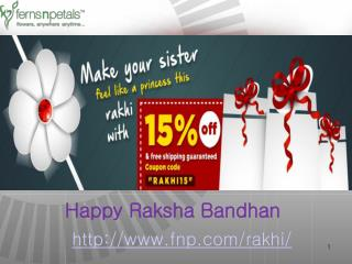 Buy Rakhi Gifts and Send Rakhi to India Online