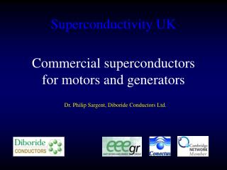 Superconductivity UK