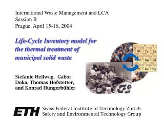 Life-Cycle Inventory model for the thermal treatment of municipal solid waste